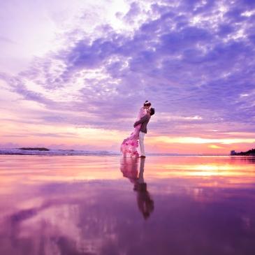海景婚紗攝影